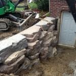 Rosettta Retaining Wall