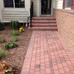 Paver Walkway and Steps