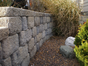 Retaining Wall Ann Arbor, Michigan