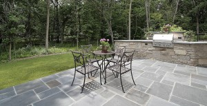 Bluestone Patio And Stone Grill