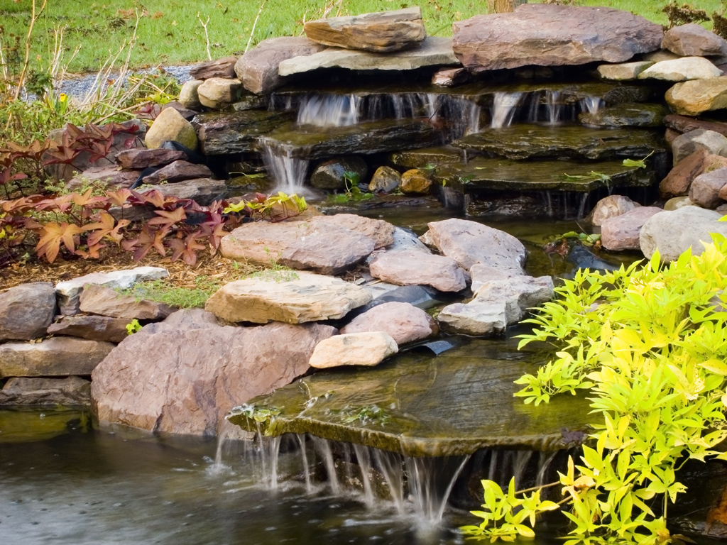 Choosing the right stone for your hardscape - Landscape elements that you should consider for your yard ...