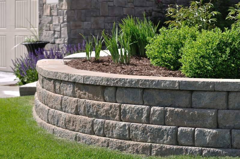 Five Reasons To Consider Retaining Walls For Your Garden