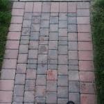 Fendt Paver Walkway