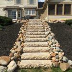 Rosetta Stairs Boulders