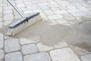Brick Paver Maintenance