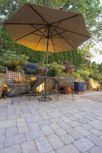 Garden Patio Table And Chairs With Umbrella