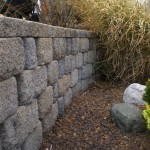 Functional Retaining Garden Wall