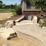 Paver steps & walkway