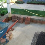 Install of Pavers