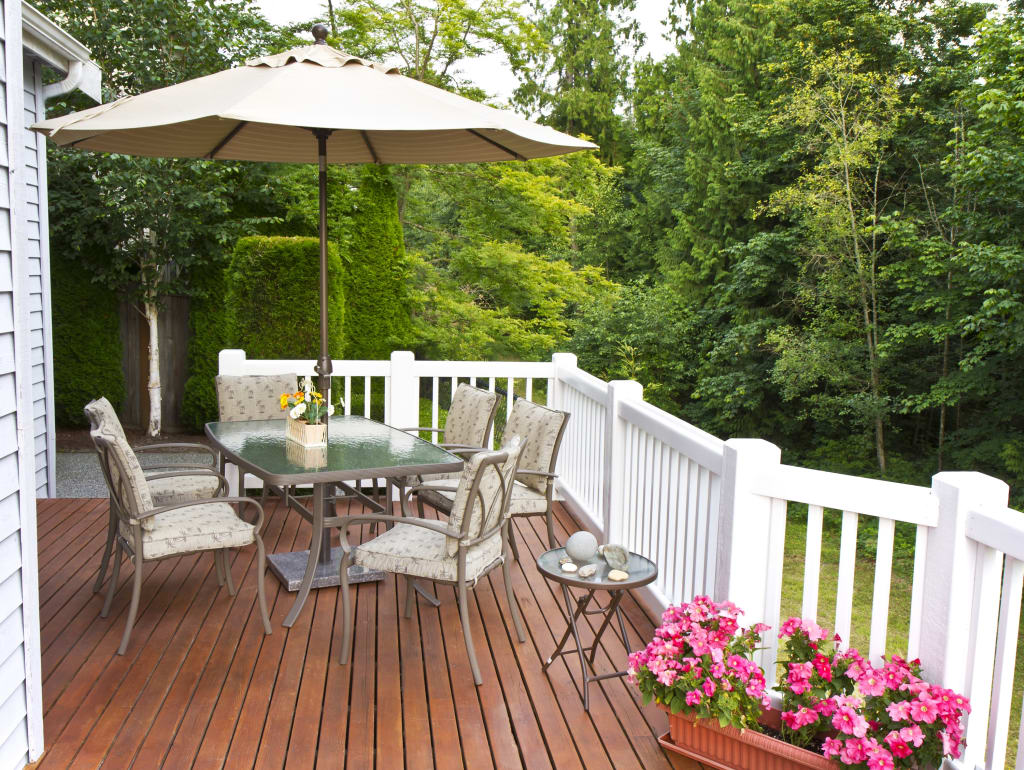 Patio Materials – What should you choose
