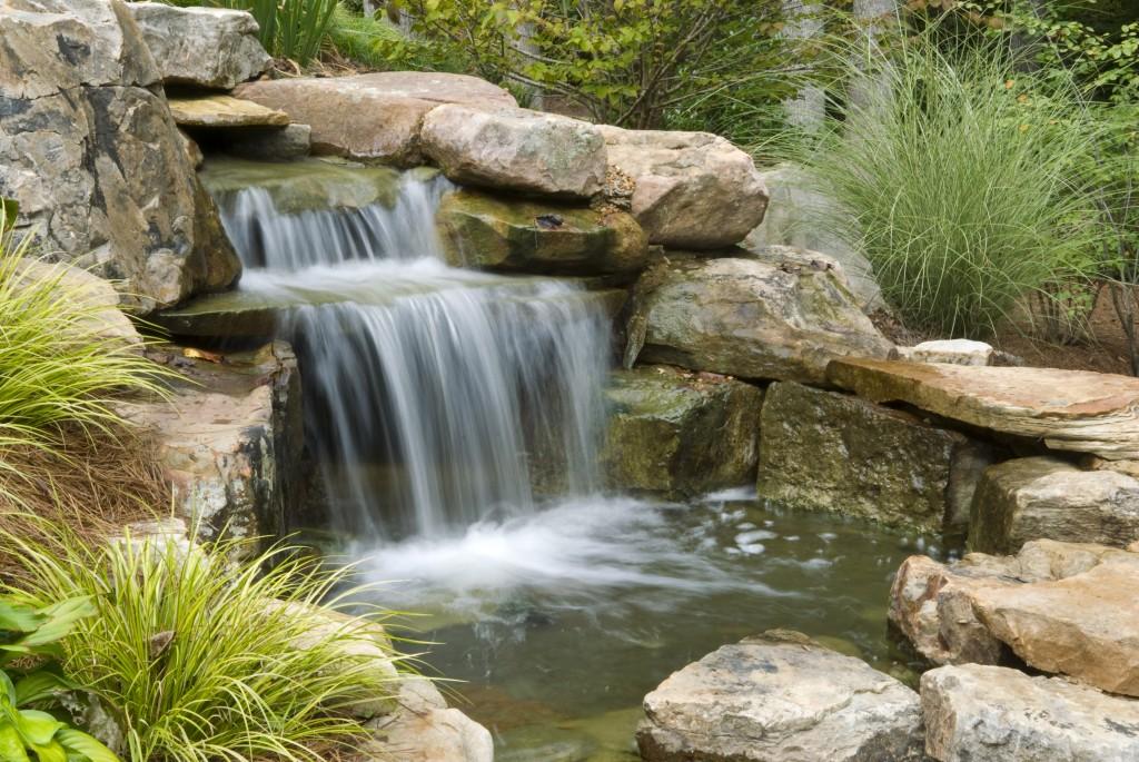 Waterfall of Stones