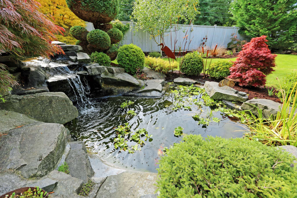 Irrigation Systems And Water Features