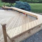 Cedar Deck Detail