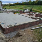 Patio Base Preparation