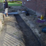 Drainage System Progress