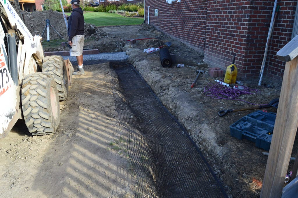 Drainage System Progress