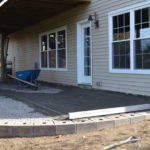 Paver System Progress 4