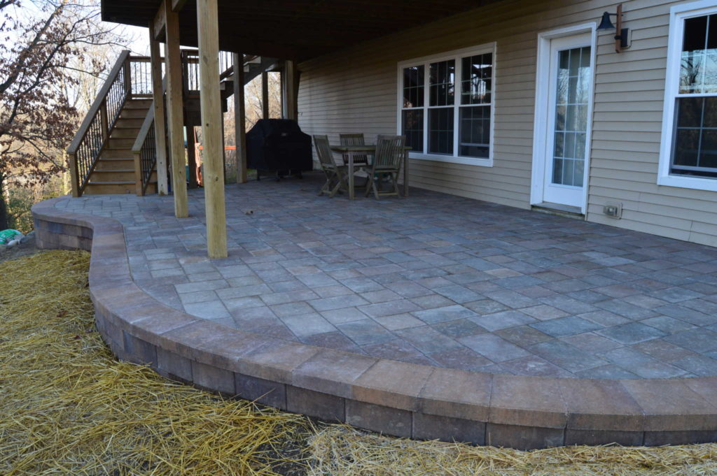 Final Paver Patio