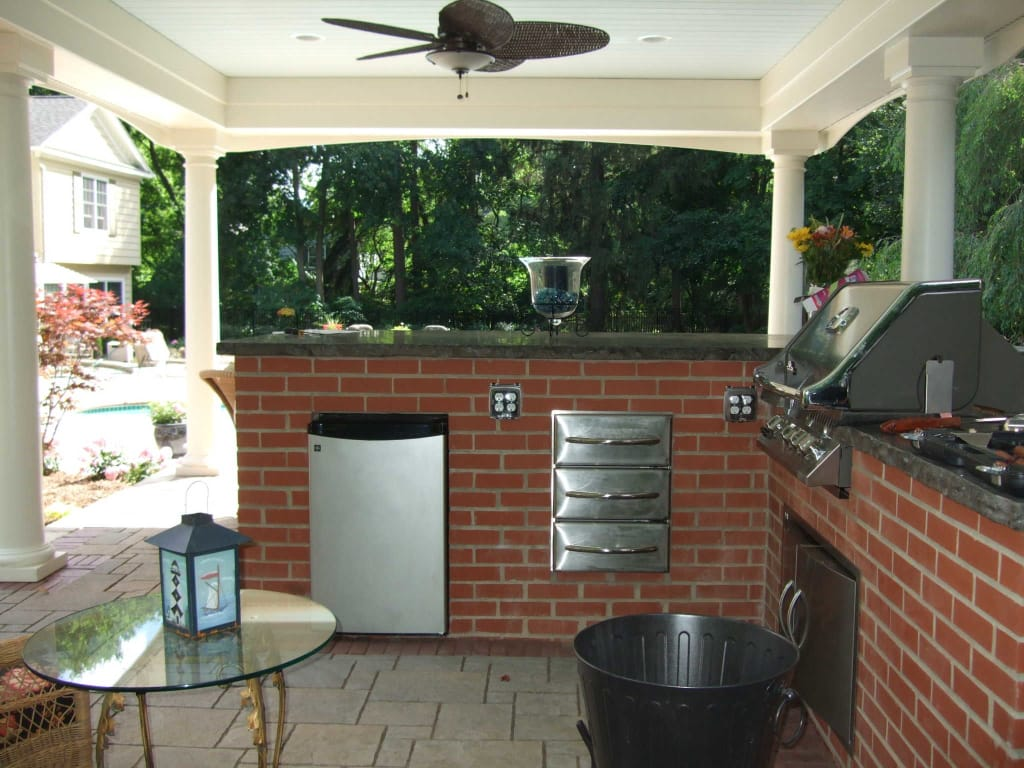 The Importance of Outdoor Kitchen Lighting