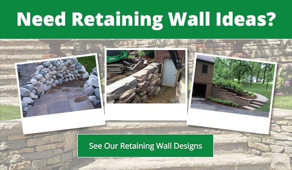 Retaining Wall Contractor Ann Arbor