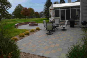 Twin Oaks Landscape Stonebridge Patio