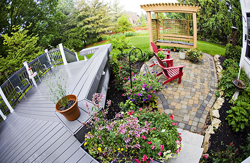Creating A Landscape Is a Long Term Investment In Your Ann Arbor Backyard