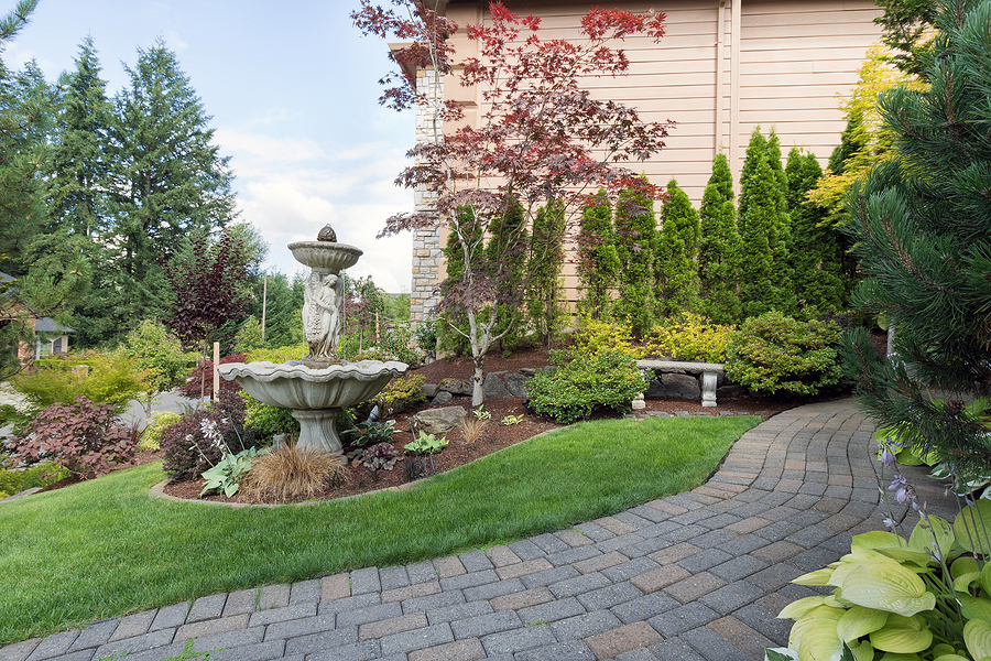 Landscape Design Tips and Trends For The New Year