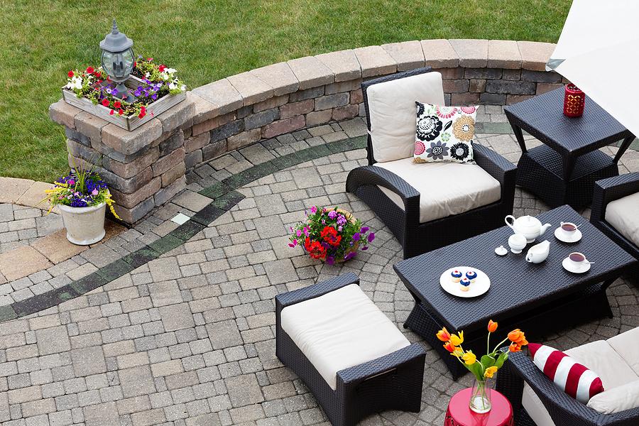 brick paver patio ann arbor